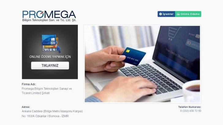 Kredi kartı ile Cari Ödeme Almak artık Çok Kolay